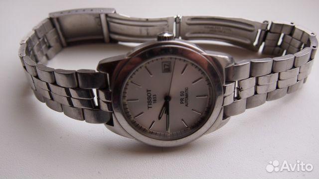 часы tissot 1853 pr50 этом