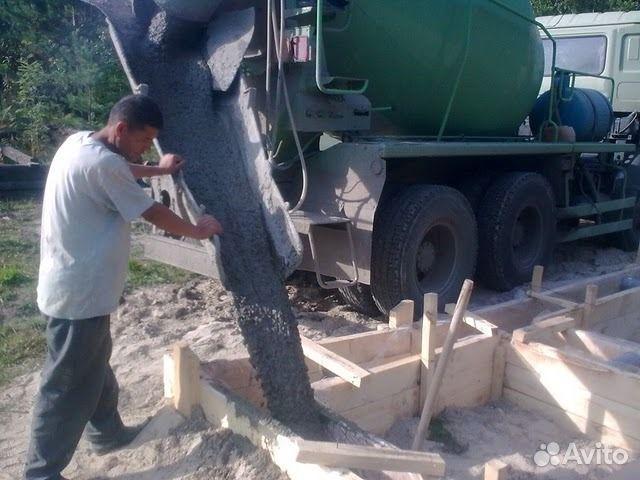 Балтик бетон калининград сколько весит 1 куб бетона тощего