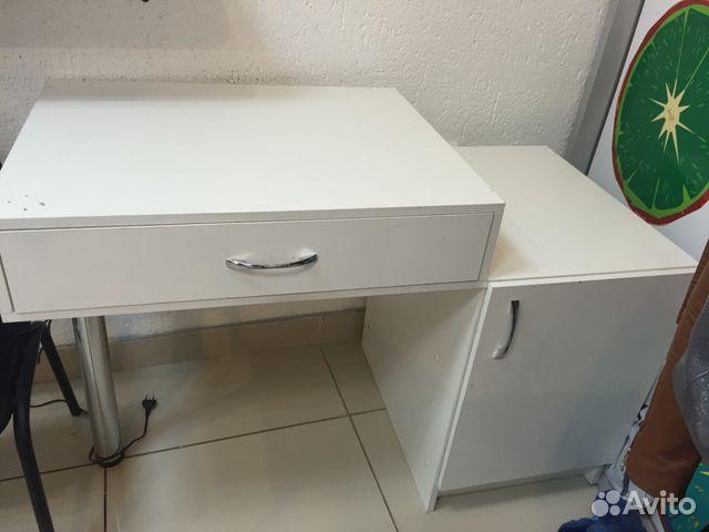 Маникюрный стол  бу