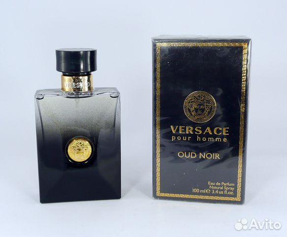 Versace - Pour Homme Oud Noir - 100 ml купить в Челябинской области ... 427878c9e5847