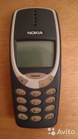 Купить Nokia 3310 всего за 1850 рублей