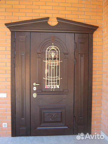 эксклюзивные металлические двери новинки