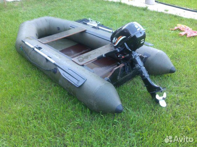 лодки пвх под мотор на авито в иваново