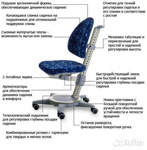 Moll Maximo регулируемый растущий кресло   стулu2014 фотография №1