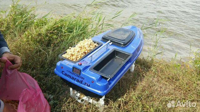 прикормочный кораблик для рыбалки купить в краснодаре