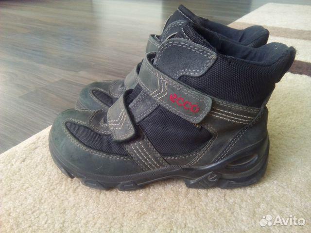 b955c5f0c Осенние ботинки Ecco 32 размер | Festima.Ru - Мониторинг объявлений