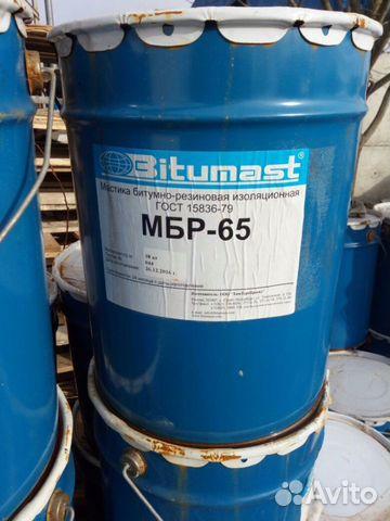 Битумно-каучуковая мастика титанov гидроизоляция олимп 2.5л жидкая