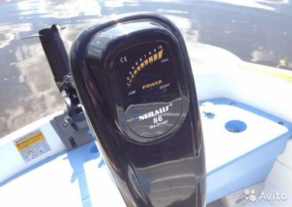 мощные электромоторы для лодок цены