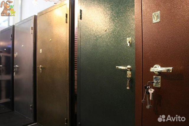 на складе входные двери в квартиру