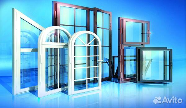 окна пвх двери металлические