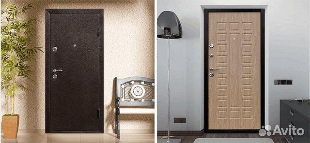 металлические входные двери на первомайской