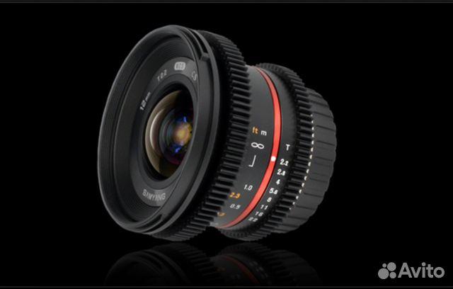 Объектив Samyang Samsung NX MF 12 mm f/2.8 Fisheye
