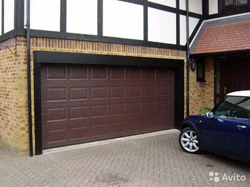 автоматические ворота на гараж ремонт
