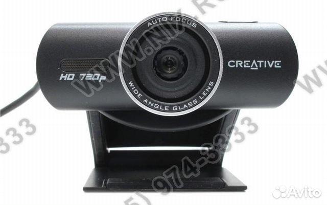 Creative Live! Cam Socialize HD AF (VF0690) 64x