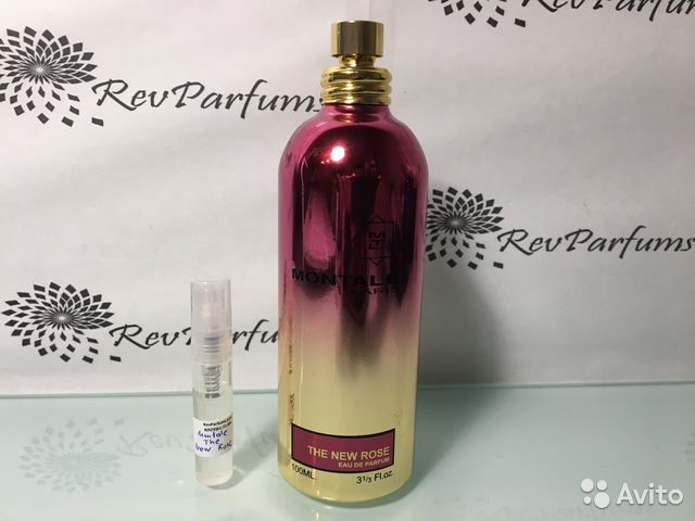 Montale The New Rose распив от 2мл— фотография №1