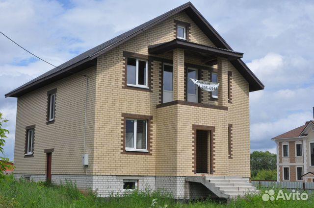 Дом 254 м² на участке 10 сот. 89051282462 купить 1