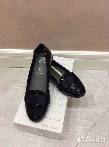 Новые туфельки для девочки итал. бренда geox— фотография №1