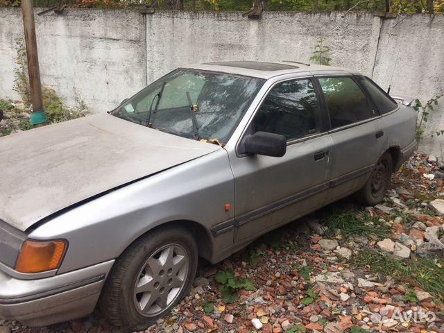 форд скорпио 1990 в москве излишняя влага