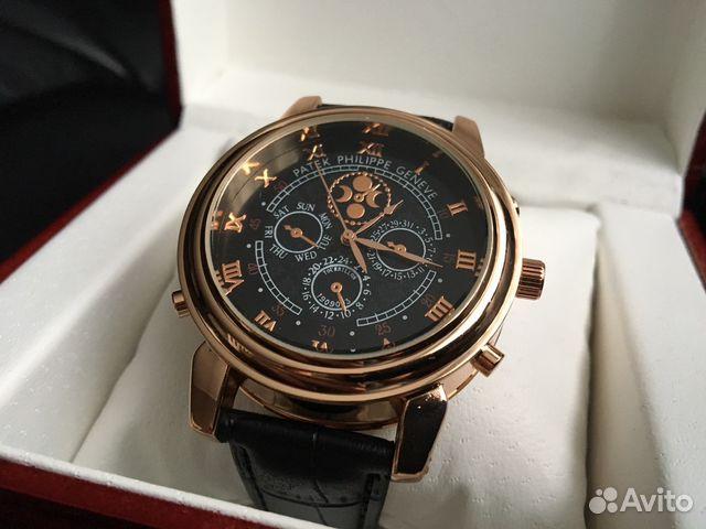 Patek Philippe (новые) Двухсторонние мужские часы— фотография №1 c63da56574ff0