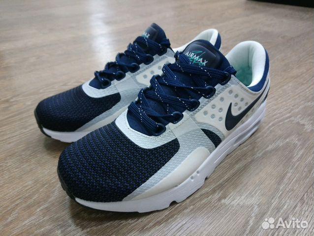 0612171c Кроссовки Летние Nike Air Max Zero купить в Самарской области на ...