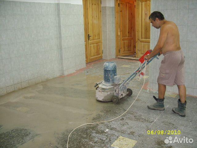 Авито шлифовка бетона статьи купить бетон