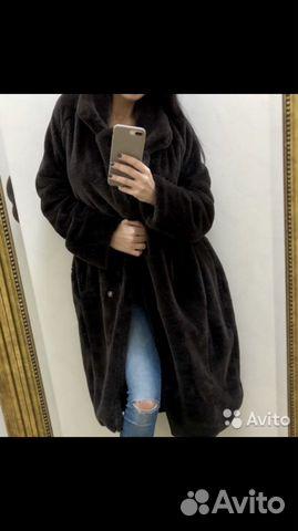 Barbara alvisi шуба из эко меха купить
