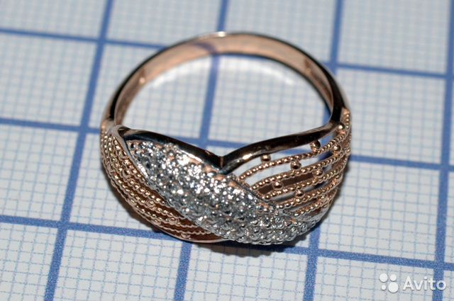 Золотое кольцо купить в Краснодарском крае на Avito — Объявления на ... a739e3be5ae