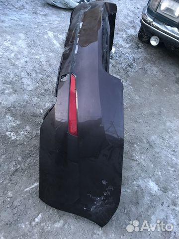 Бампер задний Skoda Octavia 89012105857 купить 3