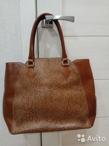 5addead3860e Продам новую кожаную сумку купить в Свердловской области на Avito ...