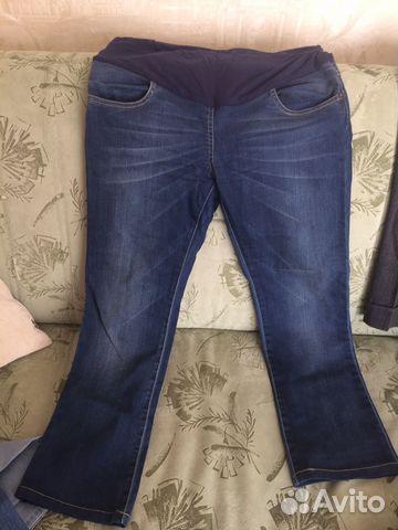 1c02b1bfe100 Джинсы для беременных, брюки для беременных купить в Москве на Avito ...