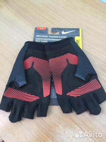5ba79aea Перчатки для фитнеса Nike Mens Havoc Training Glov купить в Москве ...