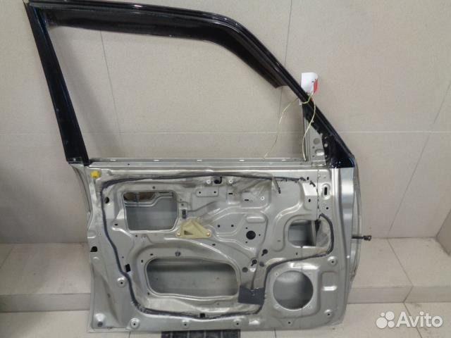 Дверь Митсубиси Паджеро / Монтеро 3 (V6, V7) 2000 83522672117 купить 2