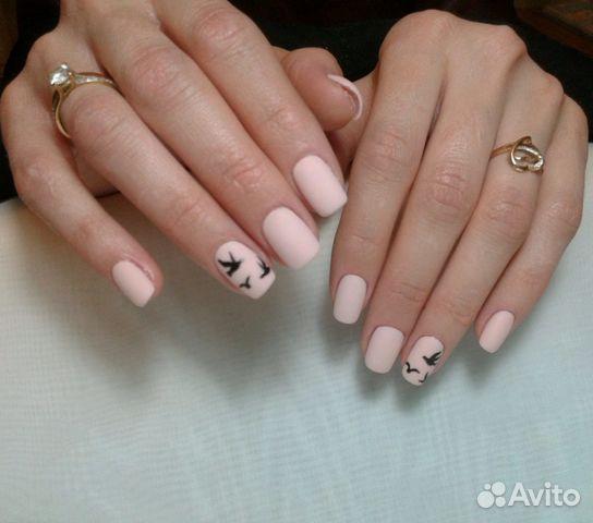 гель картинки ногти