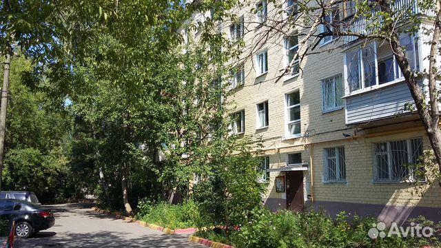 Продается однокомнатная квартира за 1 900 000 рублей. Московская область, Ногинск, улица Климова, 29.