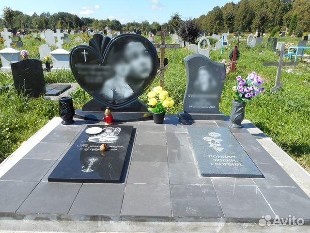 двойной памятники на могилу фото перепечинское