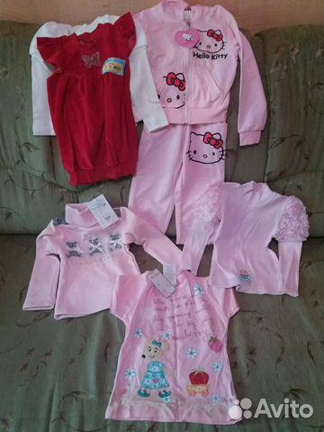Новая одежда для девочки р-р 98   Festima.Ru - Мониторинг объявлений edeb2053f94