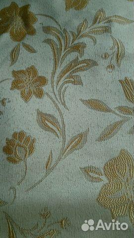 Ткань портьерная