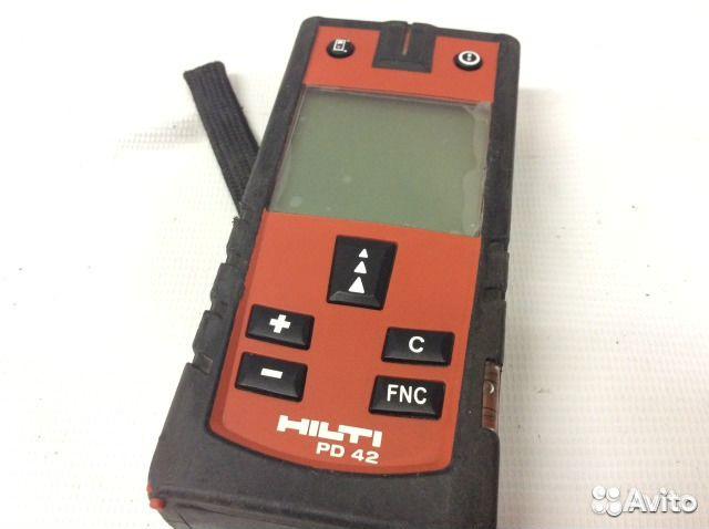 Laser Entfernungsmesser Hilti Pd 42 : Laser entfernungsmesser hilti pd distanzmessgerät