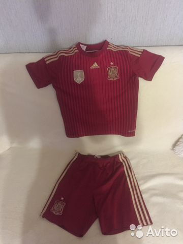 dd80cefe7940 Оригинальная футбольная форма сборной Испании купить в Рязанской ...