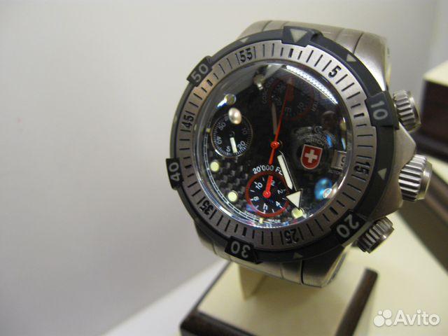 мужские наручные часы огромные