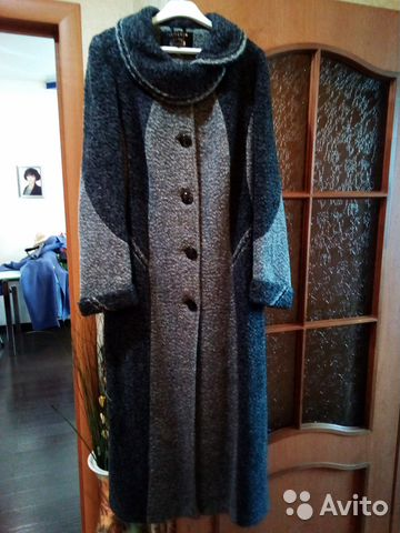 Пуховик, пальто осеннее, плащ 89236951023 купить 6