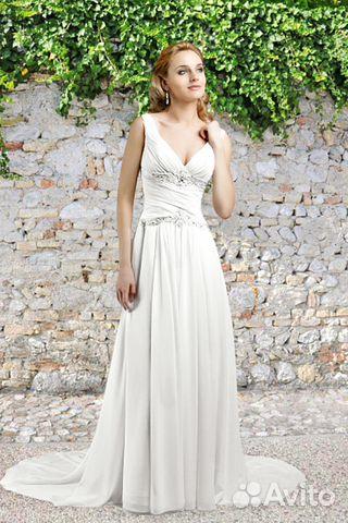 f5ff20e73bd Свадебное платье купить в Москве на Avito — Объявления на сайте Авито