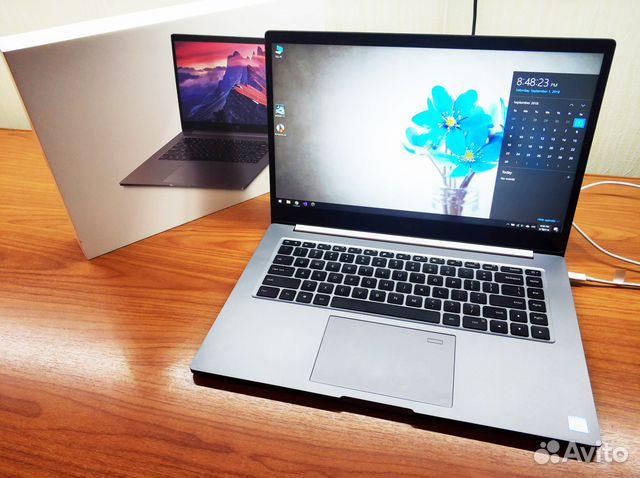 Xiaomi Mi Notebook Pro 15 6 Kupit V Habarovskom Krae Na Avito
