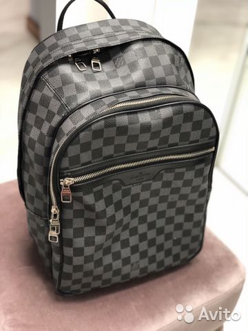 6b1115152288 Рюкзак сумка Louis vuitton кожа | Festima.Ru - Мониторинг объявлений