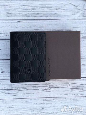 Кошелек, визитница Louis Vuitton   Festima.Ru - Мониторинг объявлений 9271d854aa8