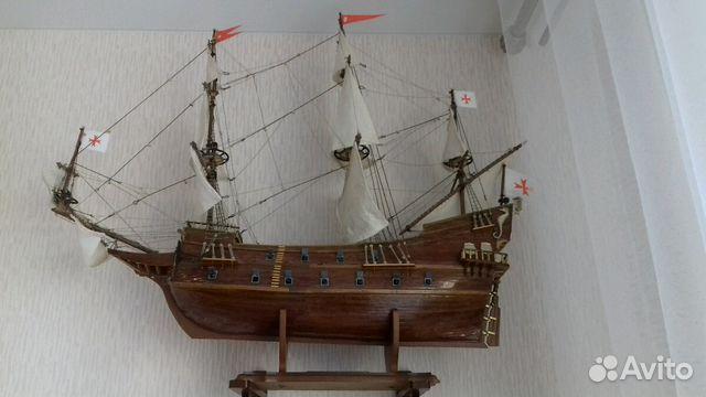 2ded981c1c17 Модель корабля Парусник   Festima.Ru - Мониторинг объявлений
