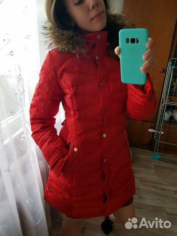 Куртка пуховая зимняя 89086408647 купить 3