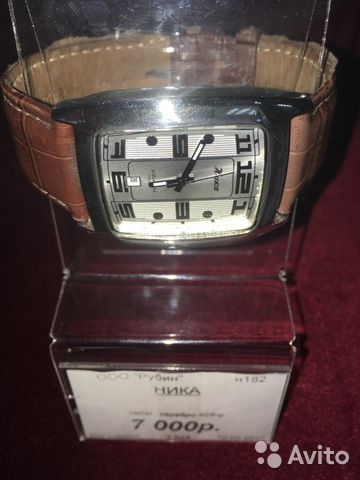 265c3b1082da Серебряные часы Ника 46,8 г   Festima.Ru - Мониторинг объявлений