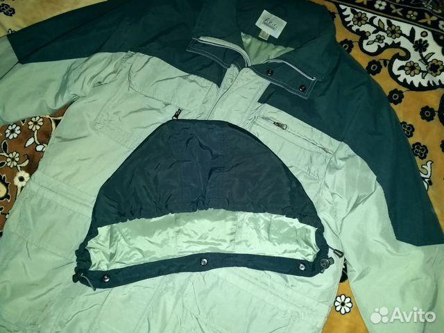 Куртка с капюшеном осень-весна 89225426469 купить 5