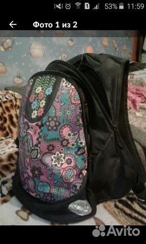 8f6f8567ccb6 Новый Школьный рюкзак купить в Самарской области на Avito ...